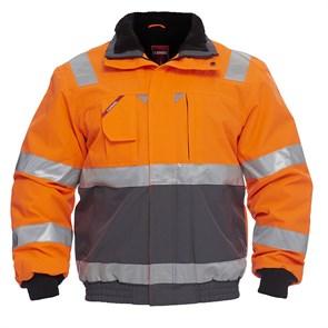 Куртка Engel Safety 1172-928, серый/оранжевый
