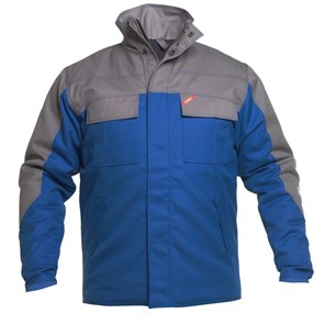 Зимняя куртка Engel Safety + 1934-820, синий/серый