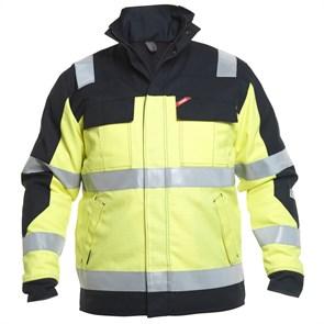 Зимняя куртка Engel Safety + 1935-820, желтый/черный