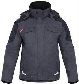 Куртка Engel Galaxy 1410-354, серый/черный