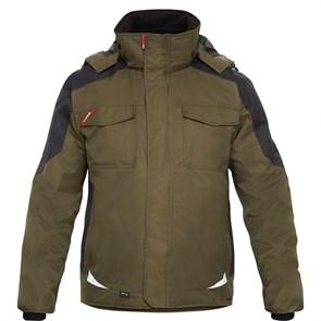 Куртка Engel Galaxy 1410-354, хаки/черный