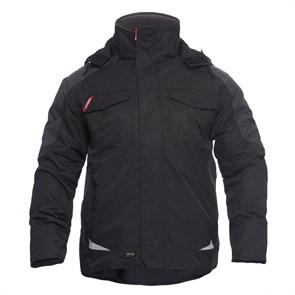 Куртка Engel Galaxy 1410-354, черный/серый