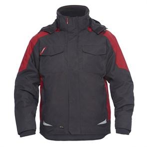 Куртка Engel Galaxy 1410-354, серый/красный