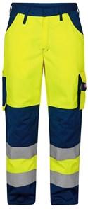 Брюки Engel Safety 2501-775,желтый/синий
