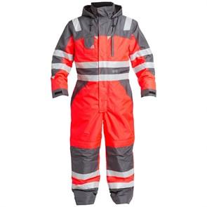 Комбинезон Engel Safety 4201-928,серый/красный