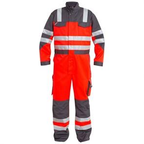 Комбинезон Engel Safety 4501-775,красный/серый
