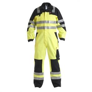 Комбинезон Engel Safety + 4235-825,черный/желтый