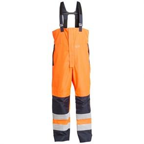 Зимний полукомбинезон Engel Safety 3211-928, оранжевый/синий