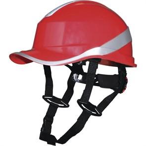 Каска Delta Plus Baseball Diamond V UP, красный