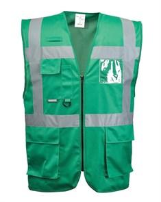 Жилет Portwest F476, Зеленый