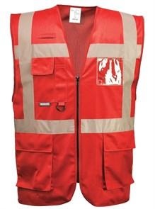 Жилет Portwest F476, Красный