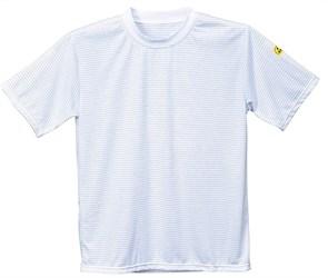 Антистатическая футболка Portwest AS20, белая