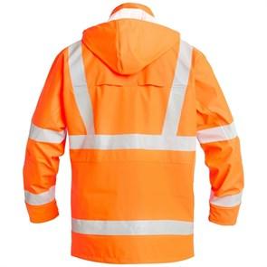 Сигнальный дождевик Engel Rain Jacket 1911-102, Оранжевый