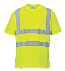Сигнальная футболка Portwest S478, Желтый