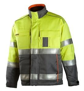 Зимняя антистатическая огнеупорная куртка Dimex 6004