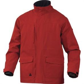 Утепленная рабочая куртка Delta Plus MILTON, Красный