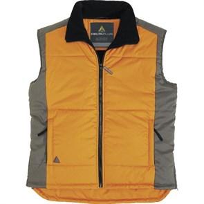 Утепленный рабочий жилет Delta Plus FIDJI, Оранжевый