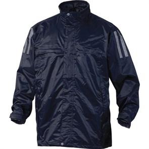 Рабочая куртка влагозащитная Delta Plus KISSI, Темно-синий