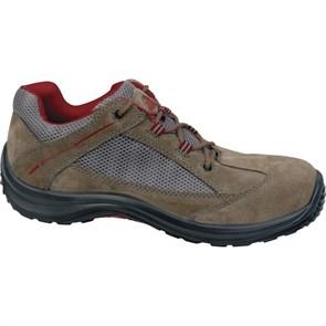 Рабочая обувь Delta Plus VIAGI S1P , Бежевый/красный