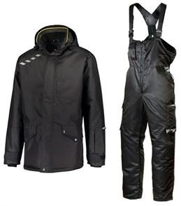Зимний костюм Dimex Extreme черный + 619
