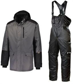Зимний костюм Dimex Extreme серый + 619