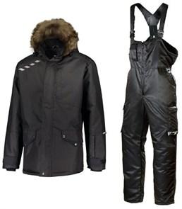 Зимний костюм Dimex Extreme Plus черный + 619