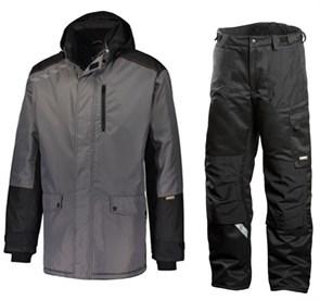 Зимний костюм Dimex Extreme серый + 682