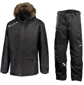 Зимний костюм Dimex Extreme Plus черный + 682