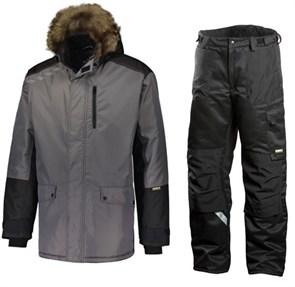Зимний костюм Dimex Extreme Plus серый + 682