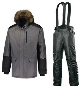 Зимний костюм Dimex Extreme Plus серый + 6026