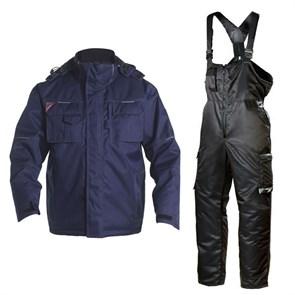 Зимний костюм Engel Combat 1232-107 темно-синий + Dimex 619