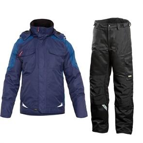 Зимний костюм Engel Galaxy 1410-354 темно-синий/синий + Dimex 682