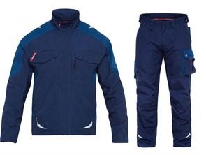 Летний костюм Engel 1810-254 + 2810-254, темно-синий/синий
