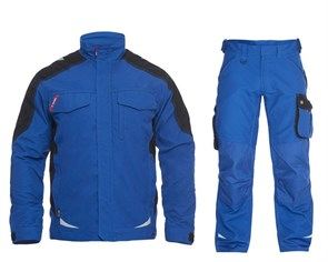 Летний костюм Engel 1810-254 + 2810-254, синий/черный