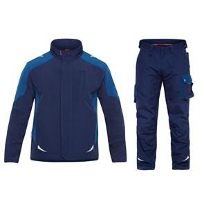 Летний костюм Engel 8810-229 + 2810-254, темно-синий/синий
