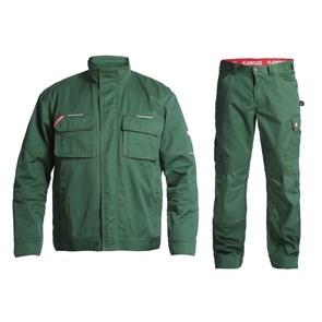 Летний костюм Engel 1760-630 + 2760-630, зеленый