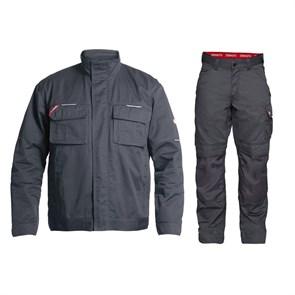 Летний костюм Engel 1760-630 + 2760-630, серый