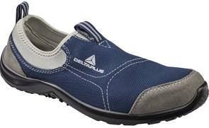 Рабочая обувь Delta Plus MIAMI, серо-синий