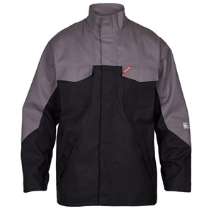 Куртка Engel Safety+ Arc Jacket 1444-106 черный/серый