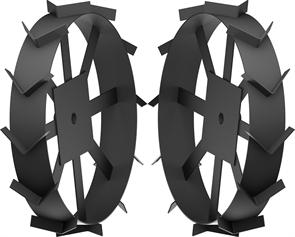 ЗУБР ГР-600 грунтозацепы для мотоблоков