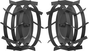 ЗУБР ГР-425 грунтозацепы для мотоблоков