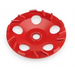 Алмазный шлифовальный круг Flex тарельчатой формы Estrich-Jet D180 22,2