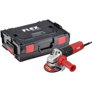 Угловая шлифовальная машина Flex мощностью 900 Вт, ? 125 мм LE 9-11 125 L-BOXX