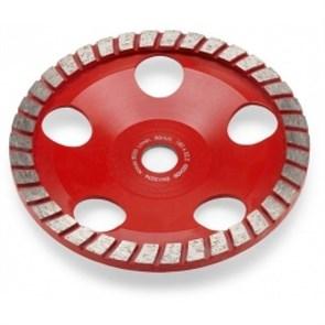 Алмазный шлифовальный круг тарельчатой формы Flex Turbo-Jet D180 22,2