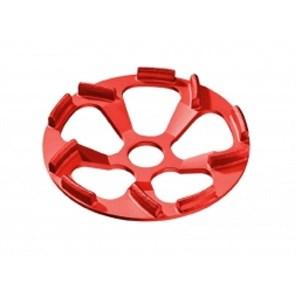 Алмазный шлифовальный круг Flex тарельчатой формы Estrich-Whirljet D125 28x23,5