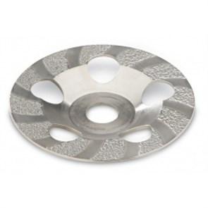 Алмазный шлифовальный круг Flex тарельчатой формы Surface-Jet D125 22,2