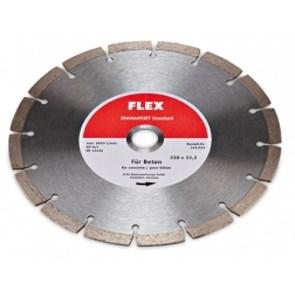Алмазный режущий диск Flex Diamantjet по бетону Standard Beton ?230