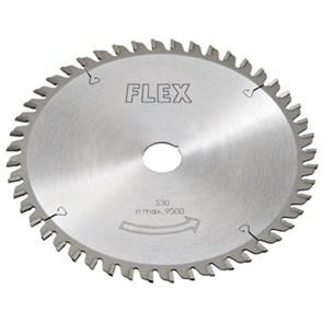 Пильный диск Flex для тонкого пропила с плоскими, трапециевидными зубьями D160x1,8x20 HM Z48-FZ/TR