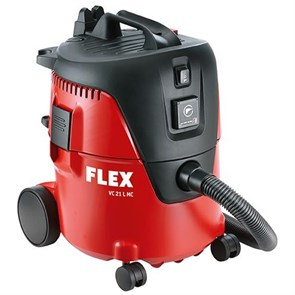 Безопасный пылесос с ручной очисткой фильтра Flex VC 21 L MC 20 л, класс L