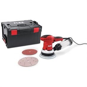Эксцентриковая шлифовальная машина Flex ORE 150-5 Set